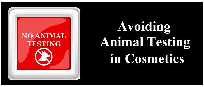 Avoiding Animal Testing in Cosmetics