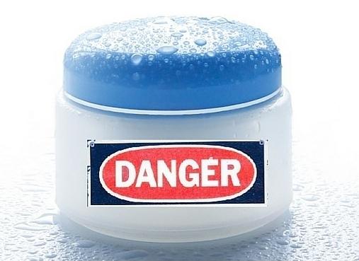 Dry Skin Cream Dangers
