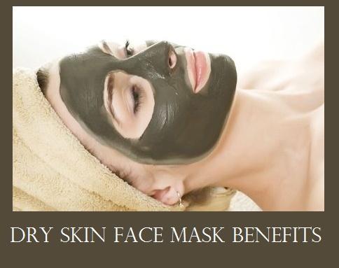 Dry Skin Face Mask