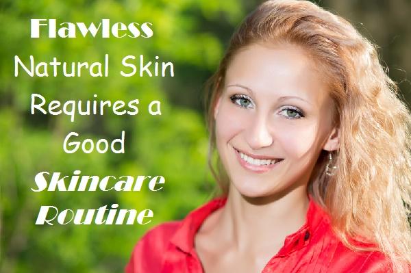Flawless Natural Skin