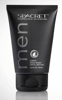 Men's Liquid Face Wash