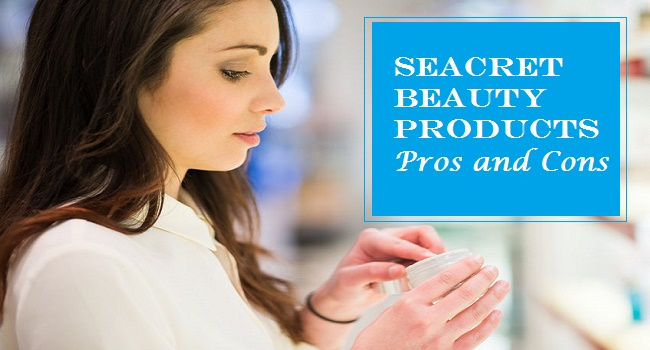Seacret™ Beauty Products Pros and Cons