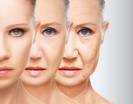 Aging Dry Facial Skin