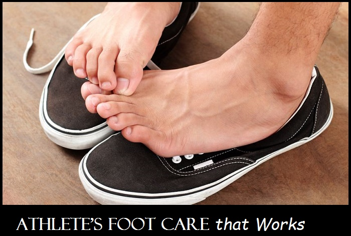 Athlete's Foot Care that Works