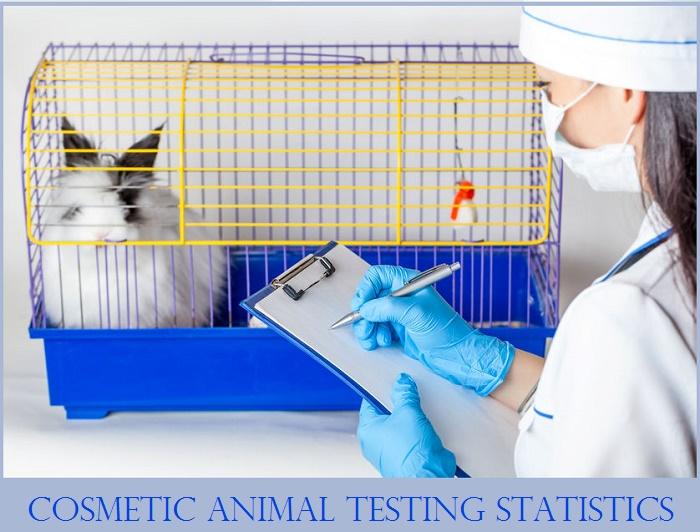 Cosmetic Animal Testing Statistics